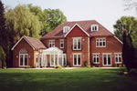 Walton on Thames New Home by Builders Woodlands Construction