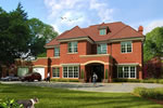 New House Building by Woodlands Construction Surrey