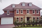 Silverdale New Home Built by Woodlands Construction in Walton on Thames Surrey