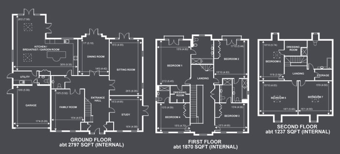 New Home Builders Surrey; Homes Built