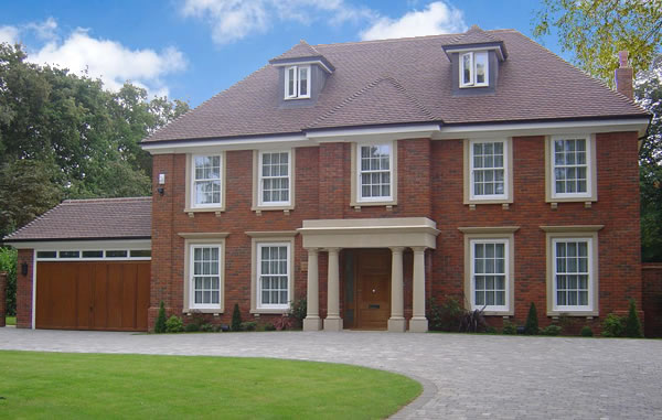 New Walton On Thames Home By Builders Woodlands Construction